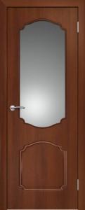 Двери с отделкой ПВХ